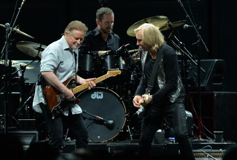Don Henley and Joe Walsh of The Eagles rock band set to play July festivals in Los Angeles and New YorkMore