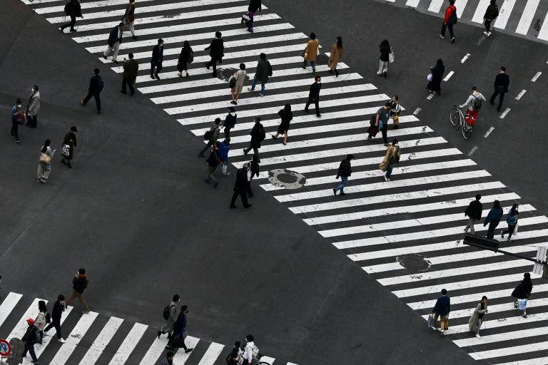 Tokyo has so far been spared the tough restrictions on daily life seen in some countries