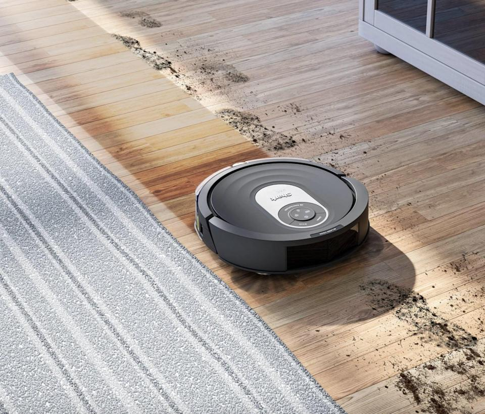 <p><span>Shark AI Vacmop Wi-Fi Connected Robot Vacuum and Mop With Self-Cleaning Brushroll</span> ($350, originally $480)</p>