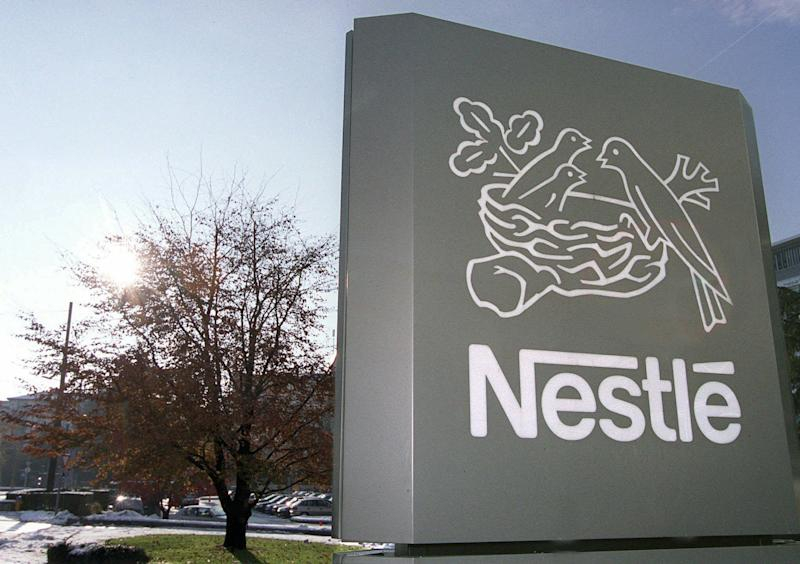Nestle cautions on challenge of slowing sales