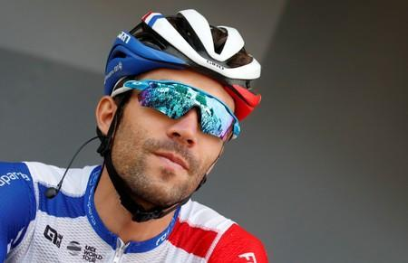 FILE PHOTO: Tour de France - The 230-km Stage 7 from Belfort to Chalon-sur-Saone