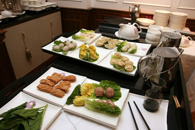 A Decadent Steamboat Experience