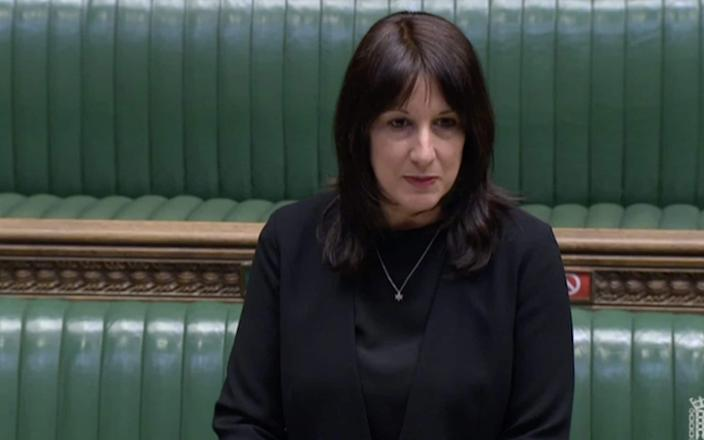 Rachel Reeves calls on Tory MPs to back her motion today