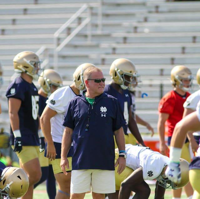 Lucky Charms: 2021 Notre Dame Football Recruiting Tidbits