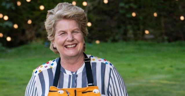 Sandi Toksvig is leaving <em>The Great British Bake Off</em>. (Channel 4)