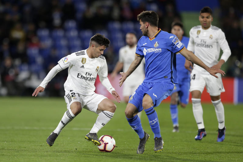 Real Madrid 7 3 Getafe 5 Talking Points: Real Madrid Held Against Getafe, Loses Ground To Atletico