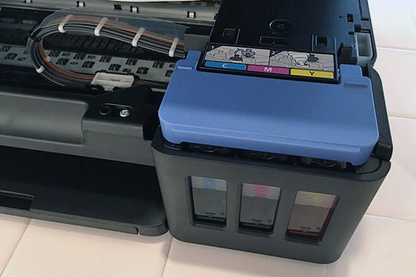 Otherwise The G Series Printers Feature Canons Hybrid Ink System Which Combines Both Pigment Black And Dye Color Inks Versatile Print Engine