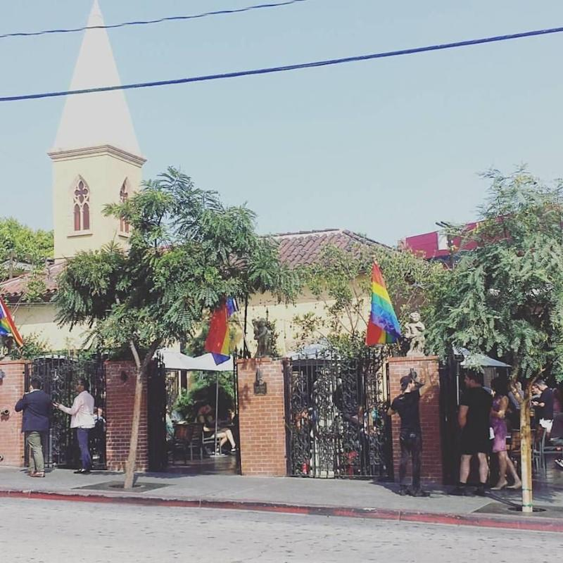 The Abbey is one of the world's most famous gay bars. Photo: Be