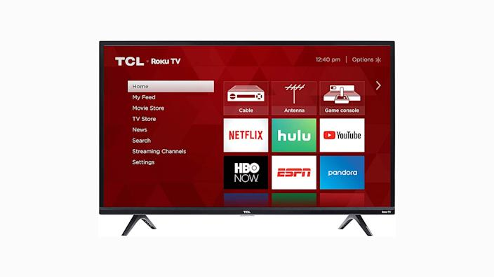 This already-affordable TV is $70 off.