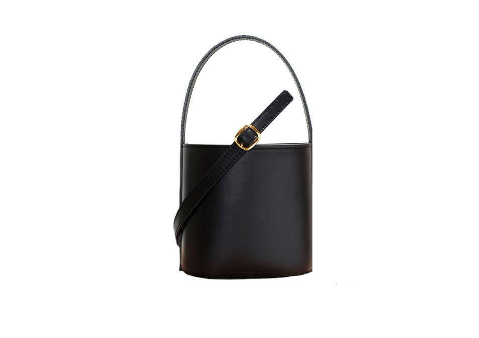 """<p>Staud The Bissett Bag, $295, <a href=""""https://staud.clothing/product/1574"""" rel=""""nofollow noopener"""" target=""""_blank"""" data-ylk=""""slk:staud.clothing"""" class=""""link rapid-noclick-resp"""">staud.clothing</a><br><br></p>"""