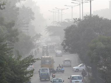 Delhi's air quality deteriorates, slips to 'severe' category in several parts across national capital; overall AQI docks at 392