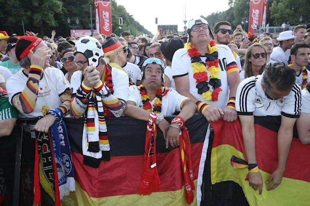 Pressure is on Germany to hit their stride and avoid World Cup humiliation