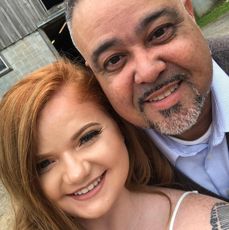 Tori and Eddie are in a 27-year age gap relationship