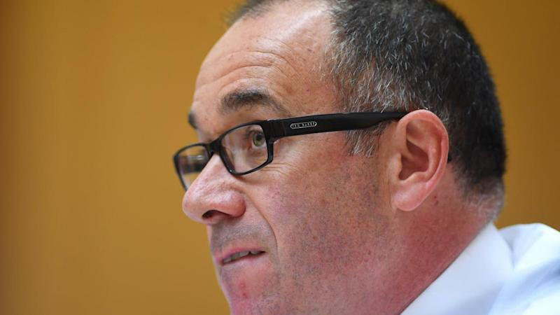NAB chief Andrew Thorburn has told MPs more than 1100 staff haven't met code of conduct obligations.