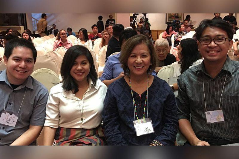 Mojares, USC professors join National Arts Month in Davao