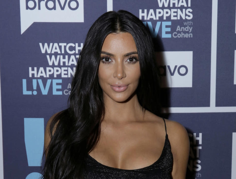 Kim Kardashian says she's mostly sober now because she was a designated driver when she was 14, and, WHAT?