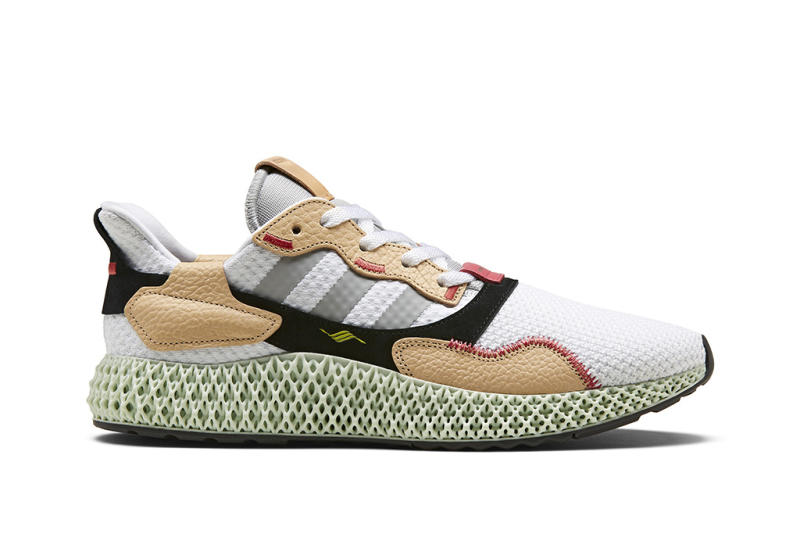 dfe19150 Adidas' Latest Collab Gives Artisanal 4D Makeovers to a Popular Shoe Style