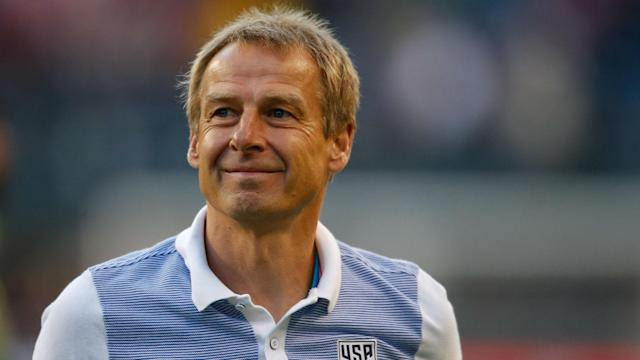 Jurgen Klinsmann believes the United States' World Cup qualifying failure is a huge blow.