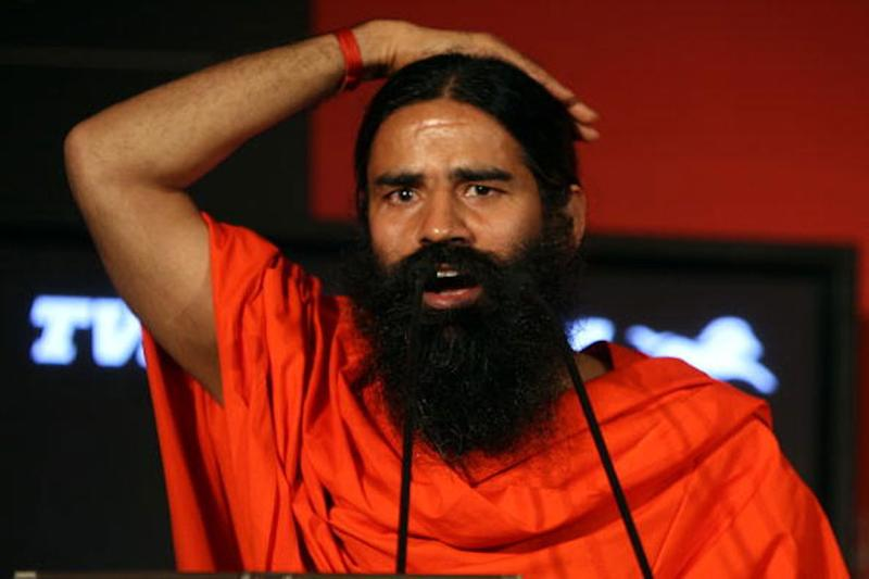 Louis Vuitton Wants To Fund Baba Ramdev's Patanjali. Yes, Really