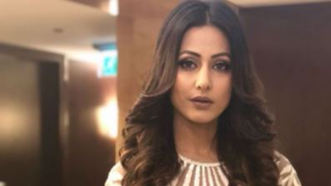 Hina Khan is fitter than you can imagine.