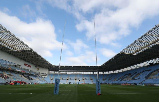 The Ricoh Arena in Coventry will host the rugby sevens competition at the 2022 Commonwealth Games