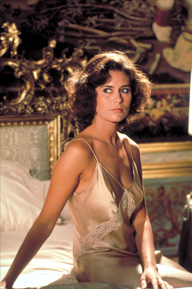 """CORINNE DUFOUR   MOVIE: <a href=""""http://movies.yahoo.com/movie/1800096934/info"""">Moonraker</a>  ACTRESS: <a href=""""http://movies.yahoo.com/movie/contributor/1800049997"""">Corinne Clery</a>  ALLEGIANCE: Personal pilot for Sir Hugo Drax.  LAST SEEN: Killed by hunting dogs.  SPECIAL SKILLS: Flying helicopters, being a remarkably convenient source of information."""