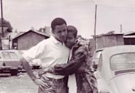 """<p>Their first date consisted of a long walk, the Chicago Art Institute and, of course, ice cream. Obama said in a <a href=""""https://www.youtube.com/watch?v=qhNvRs-EZtU"""" rel=""""nofollow noopener"""" target=""""_blank"""" data-ylk=""""slk:20th anniversary video"""" class=""""link rapid-noclick-resp"""">20th anniversary video</a>, """"I offered to buy her ice cream. And then bought her some chocolate ice cream. And I think that is what put her over the top. That's where she said, 'This guy knows how to treat a woman.' That was our first kiss!""""</p> <p>The pair have been #CoupleGoals ever since.</p>"""
