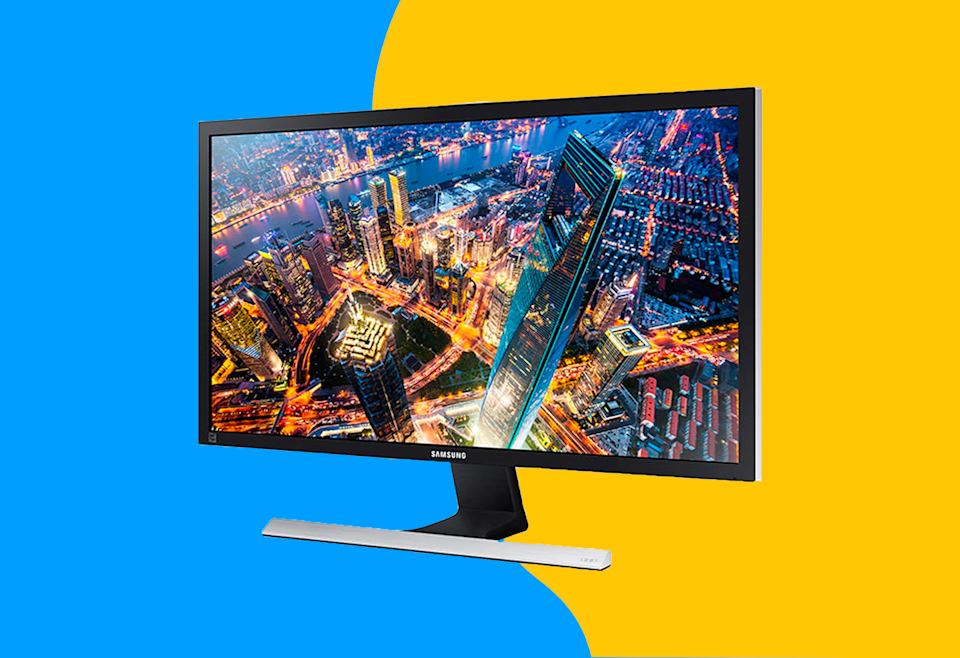Save big on a 4K UHD monitor right now at Samsung.