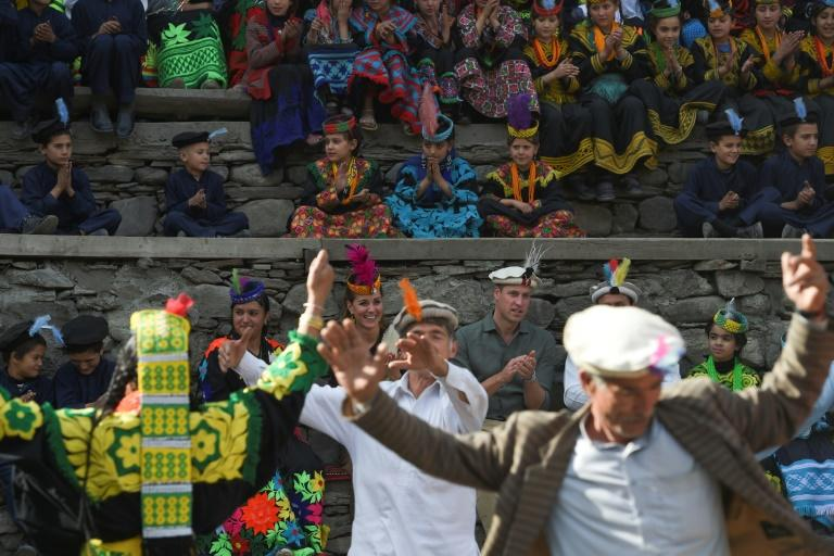 Believed to be descended from Alexander the Great, the Kalash worship their gods with music and dance