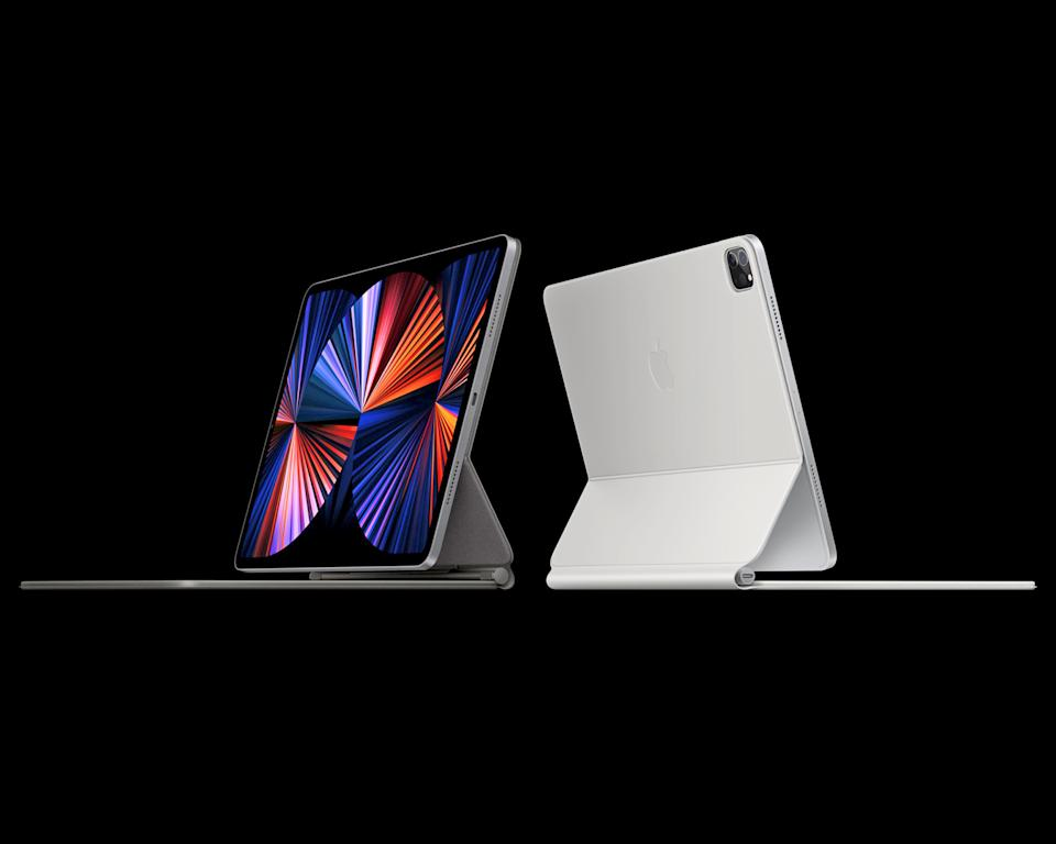 <p>Press images for the new Apple iPad Pro with M1 chip and Liquid Retina XDR display.</p>