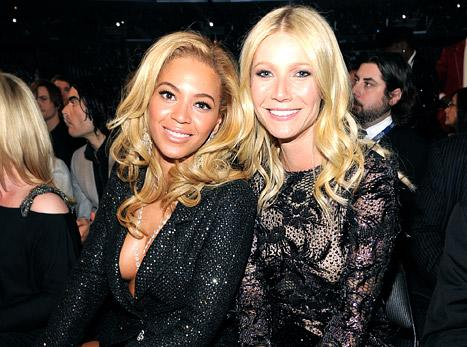 """Beyonce Gushes About Celebrity BFF Gwyneth Paltrow: """"She's A Great Friend On Every Level"""""""