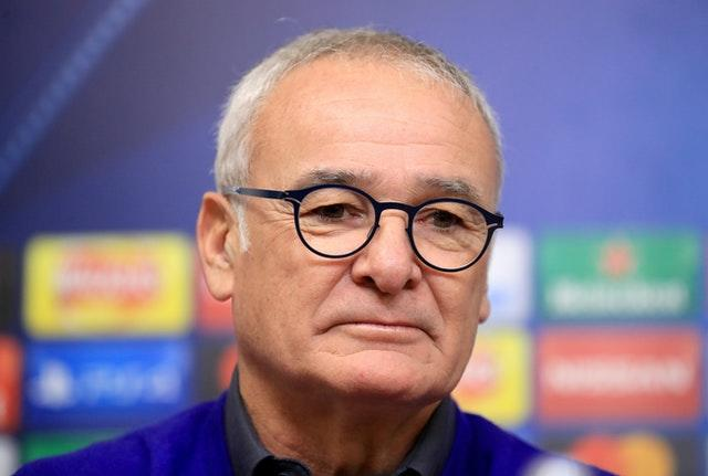 Leicester City v Club Brugge – UEFA Champions League – Group G – Leicester City Press Conference – King Power Stadium