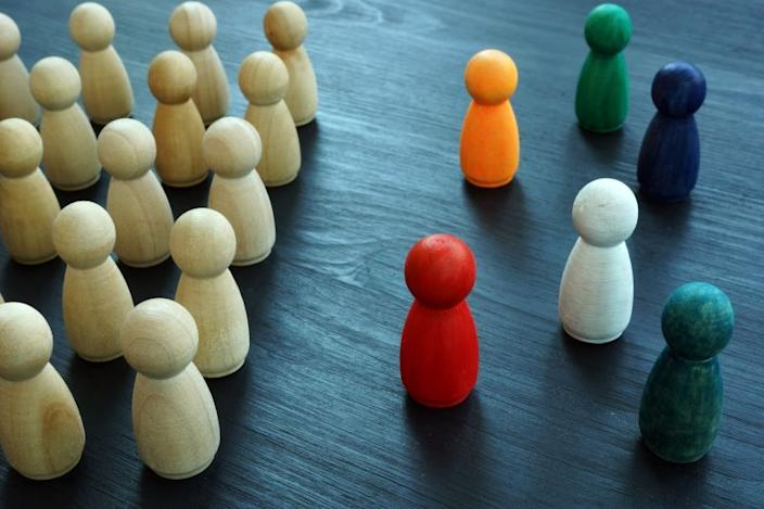 Diversity & Inclusion at Workplace - Representational image
