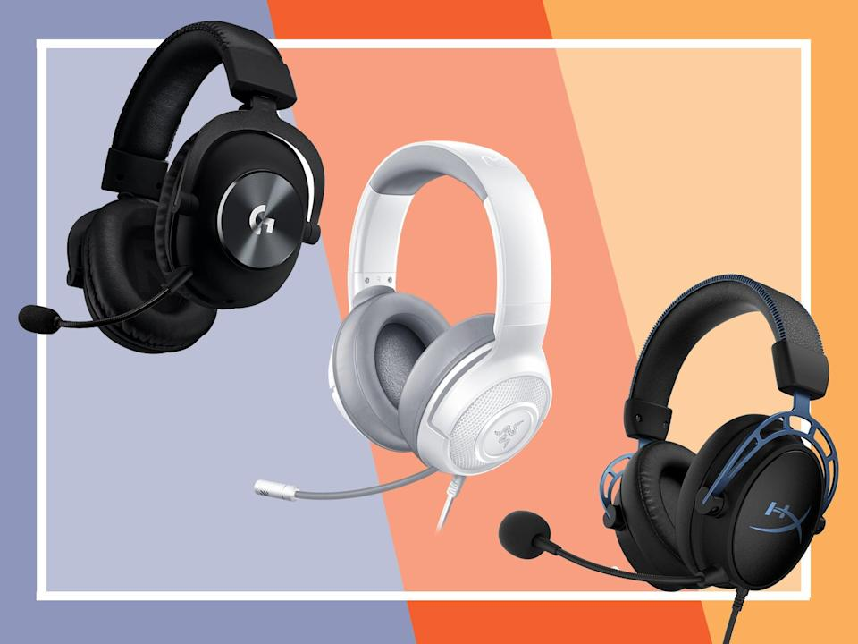 Enjoy advanced microphone technology, surround sound and long battery life (The Independent)