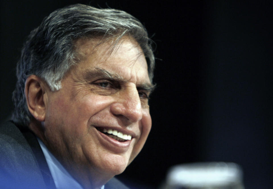 Ratan Tata is unmarried. He has admitted that he came close to marrying four times, but could not go through with it for various reasons.