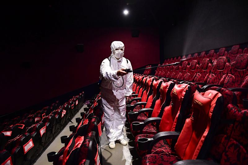 China suddenly shut down approximately 600-700 cinemas (again) despite its original plan to gradually reopen as a result of the slowdown.