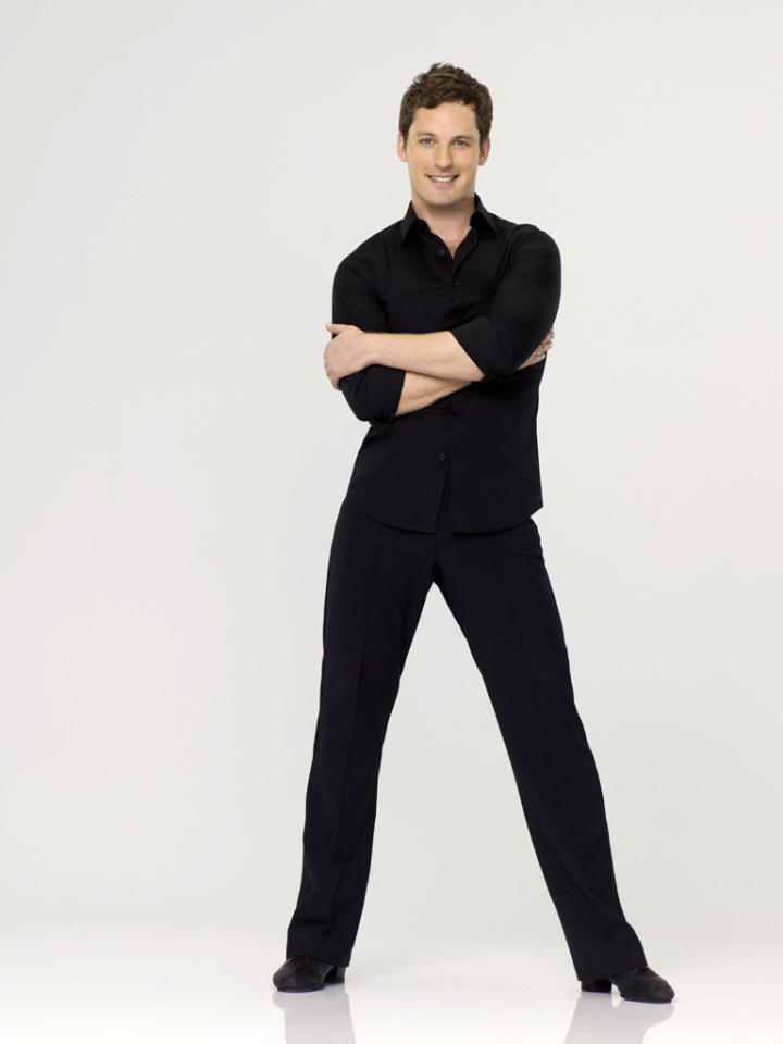 """Tristan MacManus, who returns as a professional partner for his second season, competes on Season 14 of """"<a href=""""http://tv.yahoo.com/dancing-with-the-stars/show/38356"""">Dancing With the Stars</a>."""""""