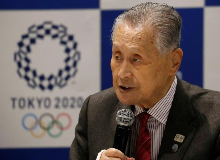 Yoshiro Mori, President of the Tokyo 2020 Olympic Games Organising Committee, faces an unprecedented challenge