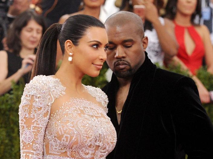 Kim Kardashian West issued a statement about Kanye West's mental health.