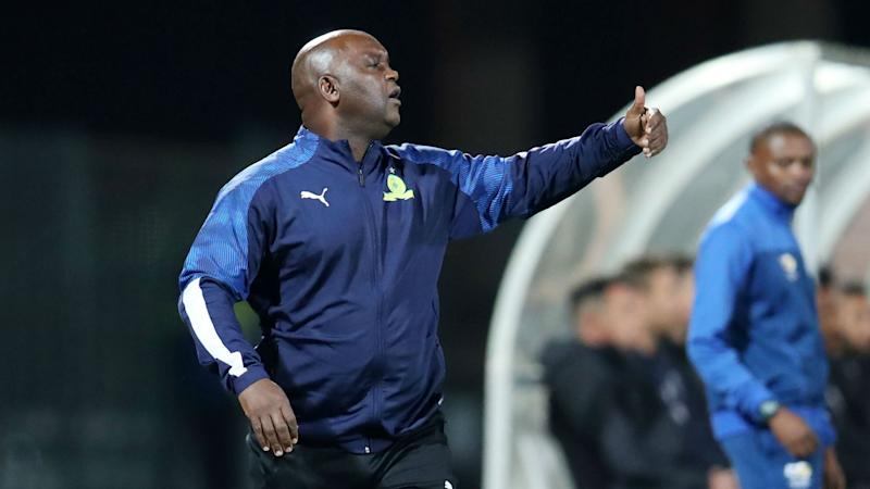 Caf Champions League: Mamelodi Sundowns still need a top finisher – Mosimane