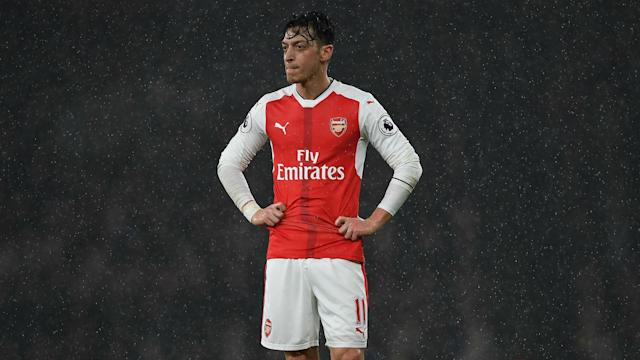 There are relatively few clubs likely to be of interest to Mesut Ozil should he decide to leave Arsenal, according to Michael Ballack.