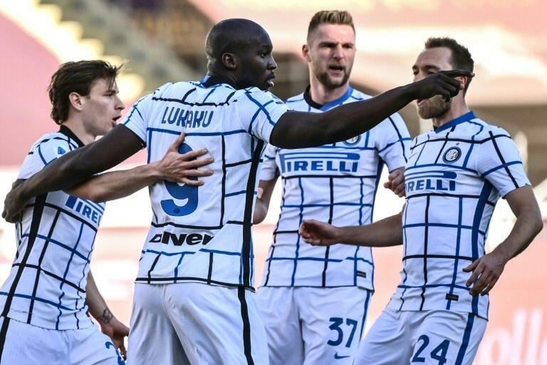 Inter Milan are poised to be crowned Serie A champions.