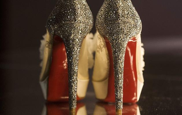 fce248784644 Cash-strapped women turn to DIY heels to get the Louboutin look