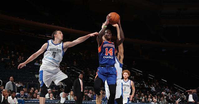 Wassup in Westchester: W-Knicks split a pair of games to begin new season