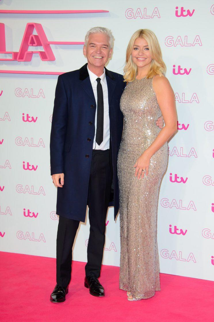 Phillip Schofield and Holly Willoughby will be soon coming to a city near you (JOE/WENN)