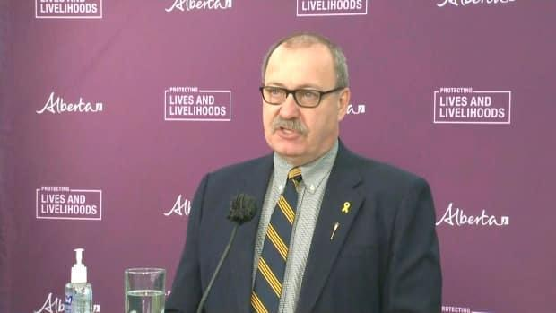 Municipal Affairs Minister Ric McIver says Alberta municipalities need to learn to live within their means. (Alberta Legislature  - image credit)