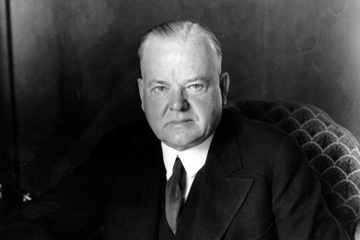 Herbert Hoover also declined his presidential salary.