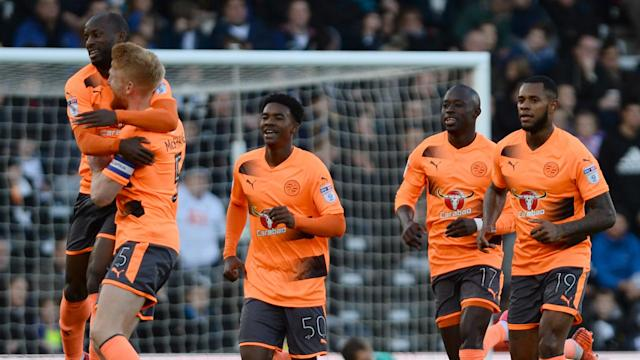 The Nigeria international scored a stunning goal against Ian Holloway's men to hand the Royals their first victory since January