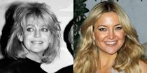 <p>By the time Goldie Hawn and Kate Hudson were both 37 years old, they'd led similar careers. Both were known for their charming lead roles in romantic comedies.</p>