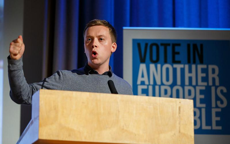 Political commentator Owen Jones said he has received death threats - ©2016 Under licence to London News Pictures +44 208 088 1155 press@londonnewspictures.co.uk